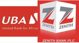 Zenith, UBA Lead as Banks Lend N760bn to Customers