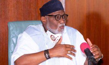 Home-grown piggery to curb capital flight, Says Akeredolu
