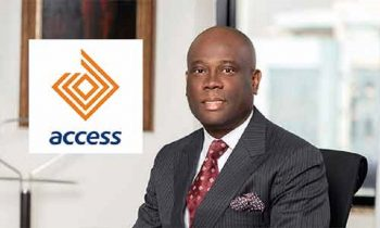 Access Bank's Herbert Wigwe wins Banker of the year for second consecutive year