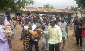 28 Abducted Baptist School Students Freed
