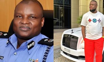 Police Commissioner, Abba Kyari In Trouble As US Court Issues Arrest Warrant For Him
