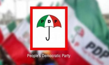 Party Crisis: PDP To Hold NEC Meeting Today