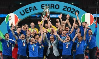 Italy Win Euro 2020, Deny England First Trophy In 55 Years