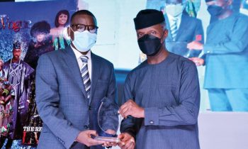 Af DB President Conferred With Leadership Person Of The Year Award 2020