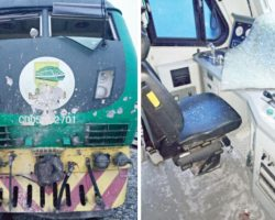Train Services On Kaduna-Abuja Route Suspended Over Bomb Explosion