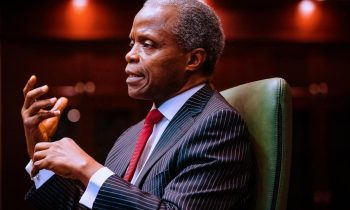 Climate Change: Nigeria Excited As U.S. Staged A Come Back – Osinbajo